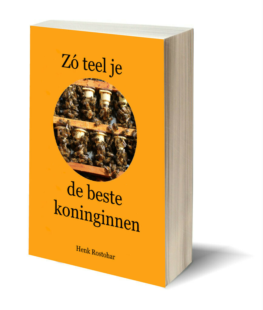 "e-book ""Zó teel je de beste koninginnen"""