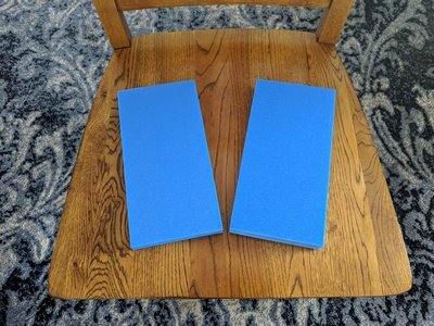 Coccyx Cushion - Uncovered