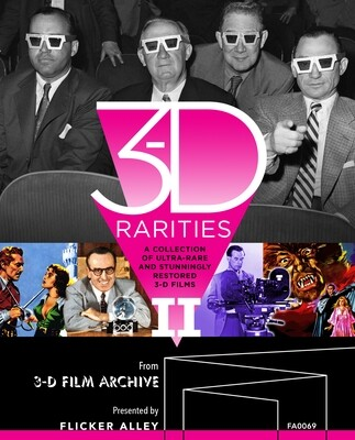 3-D Rarities, Volume II