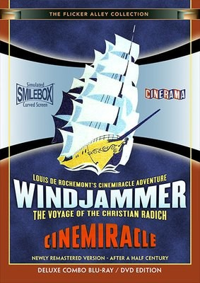 Windjammer: The Voyage of Christian Radich (1958)