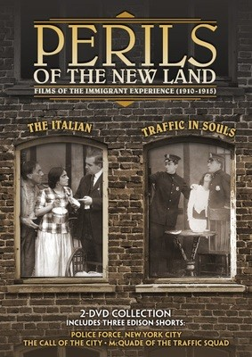 Perils of the New Land: Films of the Immigrant Experience (1910-1915)