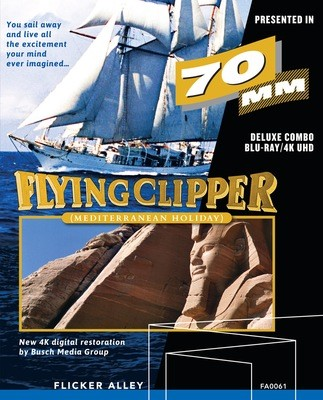 Flying Clipper  (aka Mediterranean Holiday)