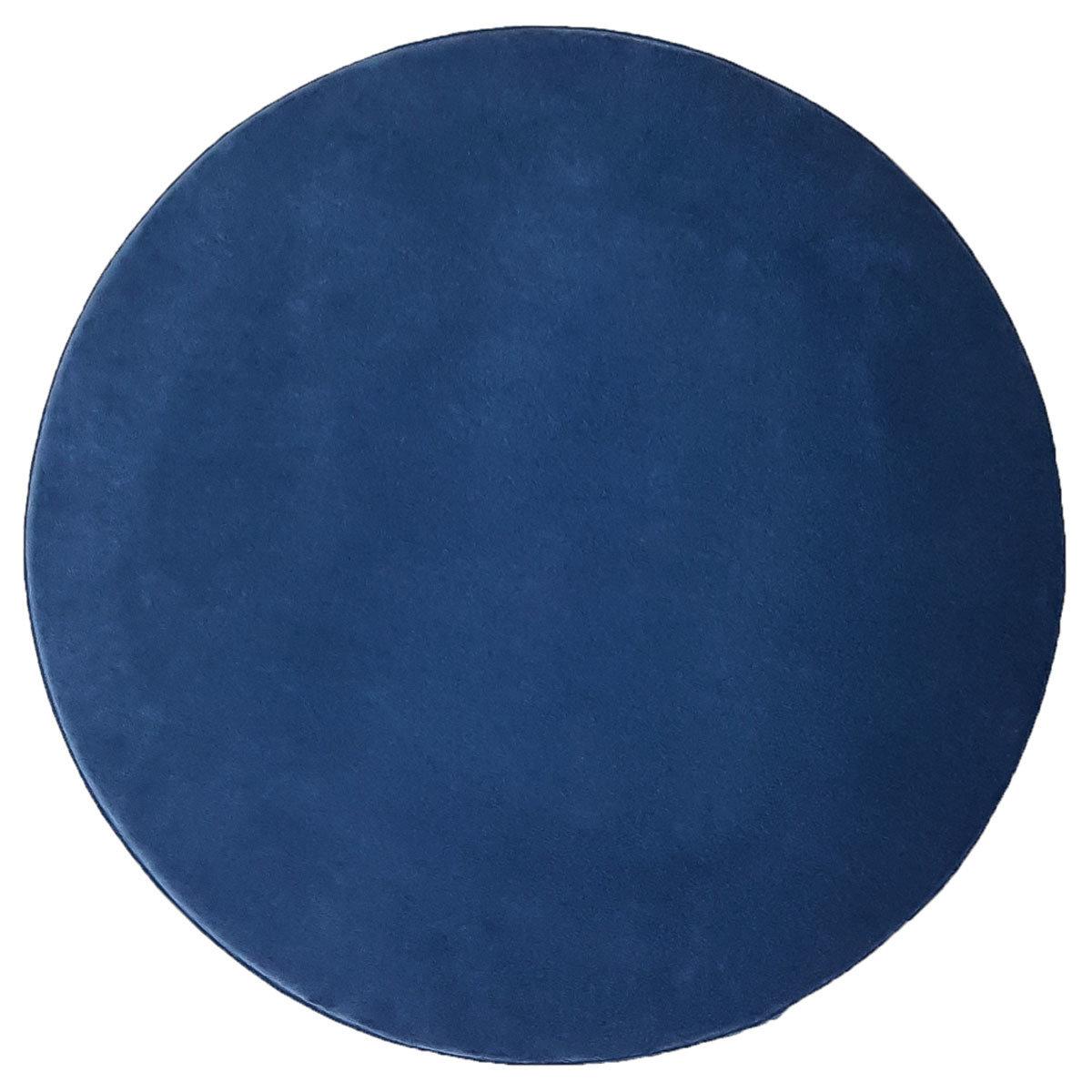Plain obo top - Blå 4275