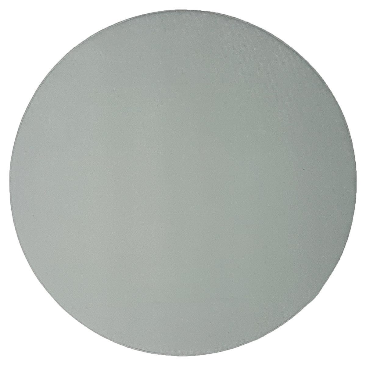 Plain obo top - Lys grå 4279