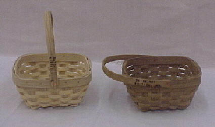 Fruit Basket - 9x8x4.5, Drop Handle