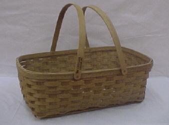 Laundry Basket - 27x17.5x9, Drop Handles