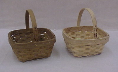Fruit Basket - 9x8x4.5, Over Handle