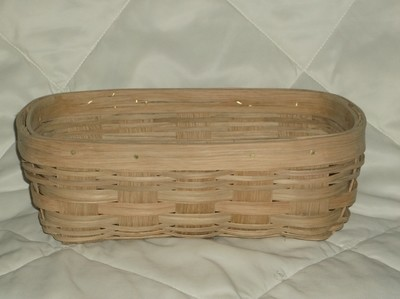 Apple Basket - 13x8.5x5, No Handle