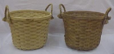 2 Bushel - 21x16, Rope Handles