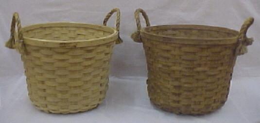 3 Bushel - 23x20, Rope Handles