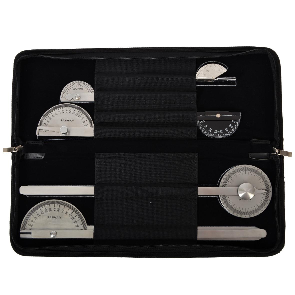 Saehan Goniometer Set i Rostfritt stål 5800211