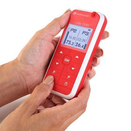 Hyr Cefar TENS Smärtlindring/Muskelstimulator