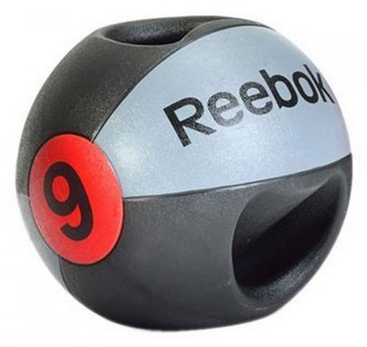 Reebok Medicinboll Studio m Grepp 9kg
