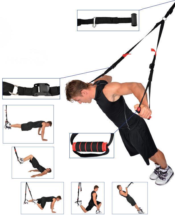 Mambo Suspension Trainer