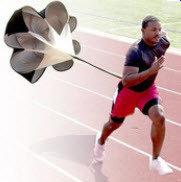 "Parachute Speed Training 48"""
