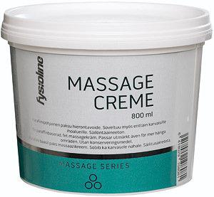 Massage Creme 800gr , Förpackning med 3 st