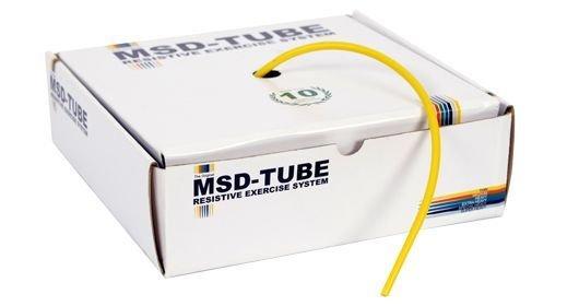 MSD-MoVeS Tubing Gul 30.5m, Lätt