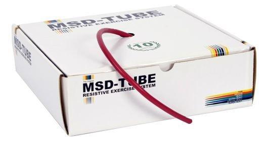MoVeS Tubing Röd 30.5m medel
