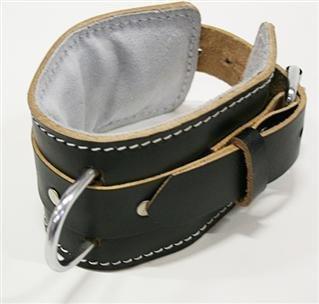 Fotmanschett Läder, Vadderad 6054005
