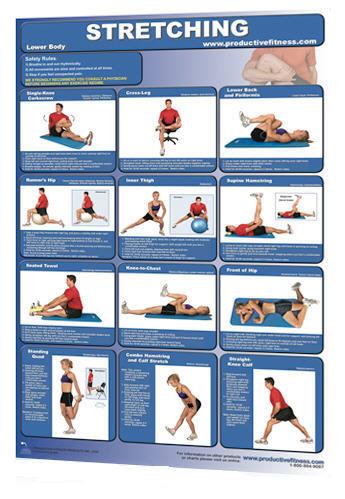 Stretching Underkropp