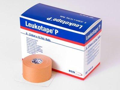 Leukotape P 3,75cmx13,7m, förpackning med 6 st