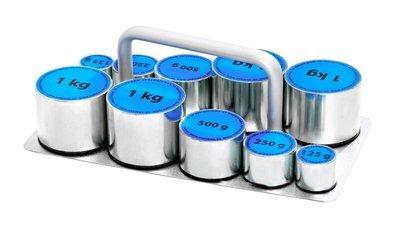 SUBMAX Magnet Vikter 5,75kg