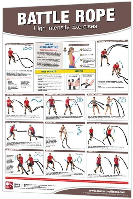 Rep träning
