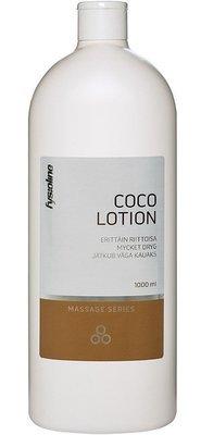 Massage Lotion CoCo 1 lit , Förpackning med 3 st