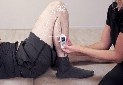 EasyAngle, digital goniometer