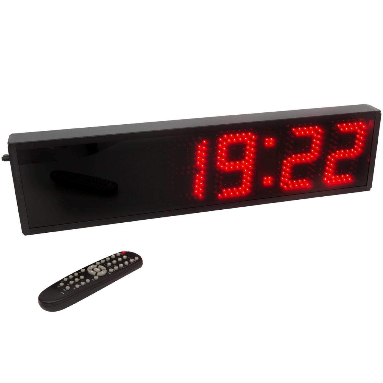 Titan BOX Digital Clock m fjärrkontroll 7350261