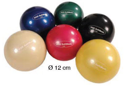 Medic Softboll 0,5kg , Ljusbrun