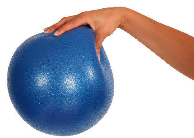 Soft Over Ball ,26 cm  blå
