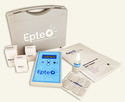 EPTE inklusive fotpedal och nålar