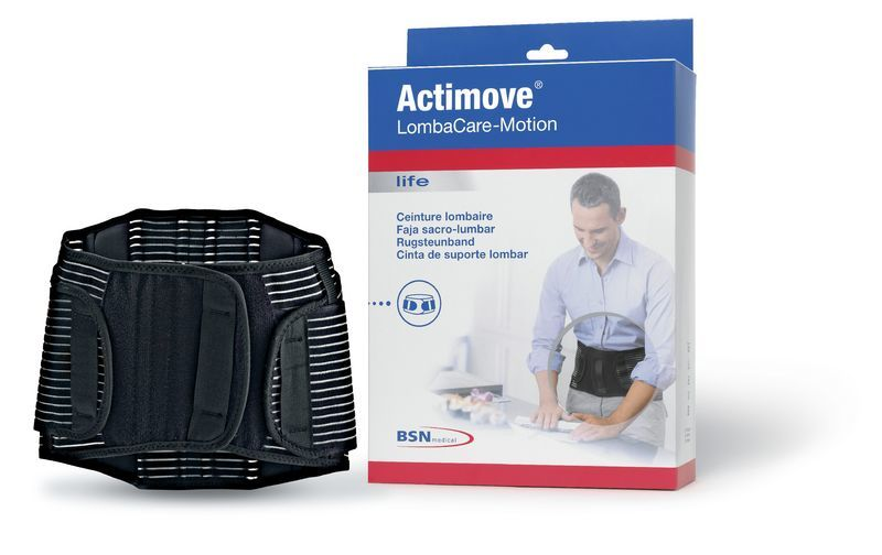 Actimove LombaCare Motion Ryggskydd 4955210