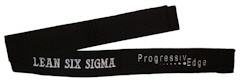 Lean Six Sigma Black Belt (ProgressivEdge, Inc.)