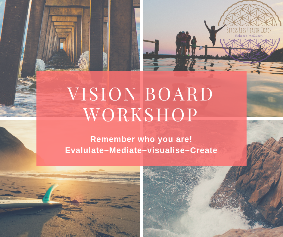 Remember Who You Are Vision Board Workshop