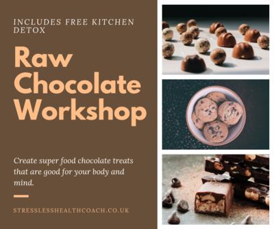 Raw Chocolate Eat Me Workshop