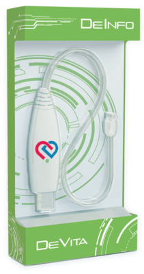 «DeInfo» - Programmer for DeVita Wellness-Series Devices