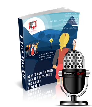 8 Step Action Plan to Quit Smoking (MP3 Audio Download)