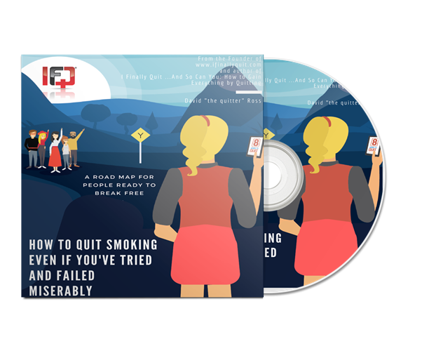 8 Step Action Plan to Quit Smoking (MP3 Audio Download) 6010