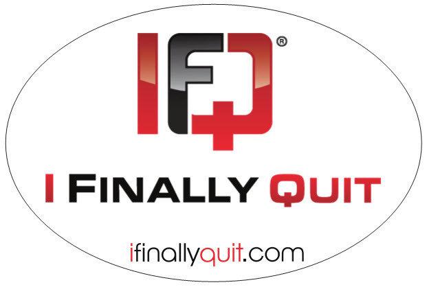 IFQ Oval Sticker 6030