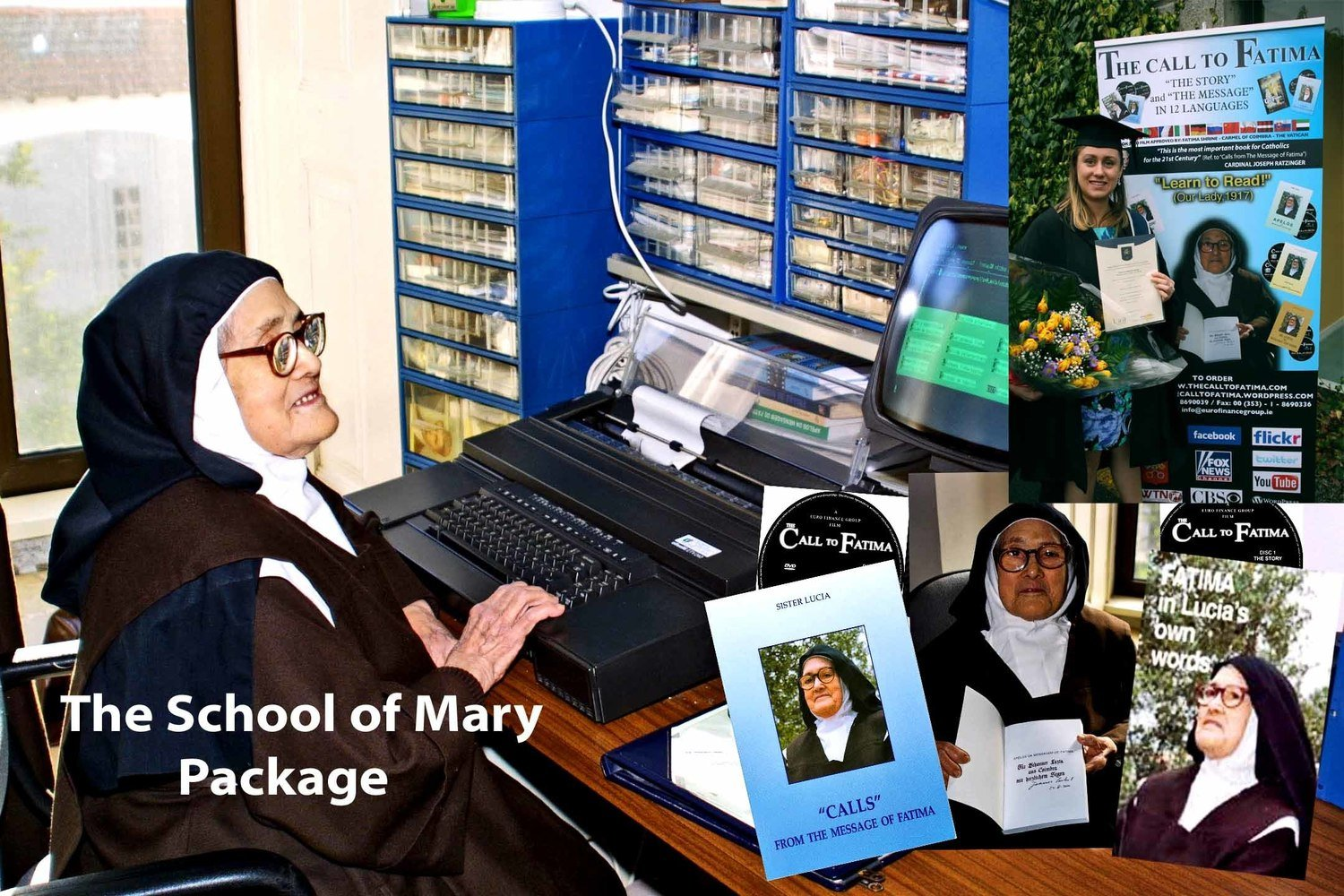 """Fatima School of Mary"" package for teachers and parents (10 in 1)"