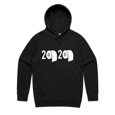 2020 Black Hoodie