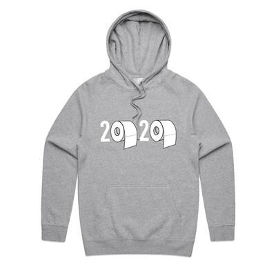 2020 Grey Marle Hoodie