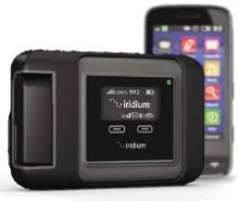 HotSpot Satelital Portátil - Iridium Go WiFi connectivity