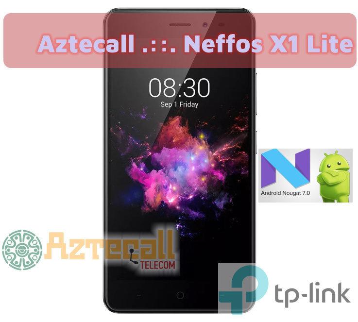 Neffos X1 Lite pantalla 5