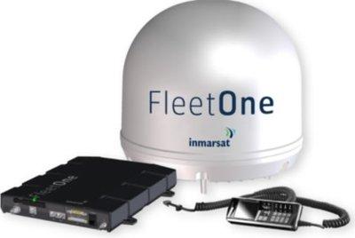 Fleetone Inmarsat México