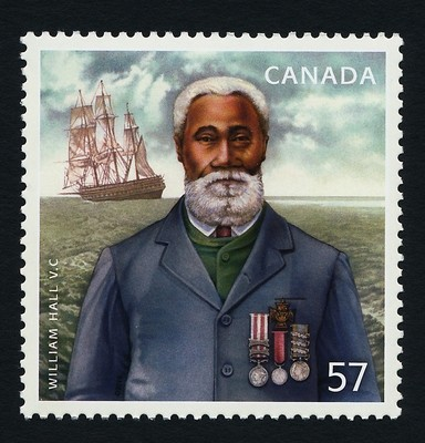 Canada 2369 MNH William Hall, Sailing Ship