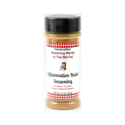 Inflammation Buster Seasoning  - 5.5 oz