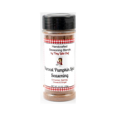 Harvest Pumpkin Spice Seasoning  5.5 oz